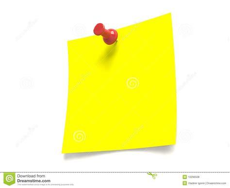 papier bureau notez la punaise de papier de bureau photos libres de