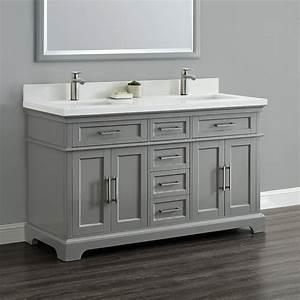 Cameron, 60, U0026quot, Double, Sink, Vanity