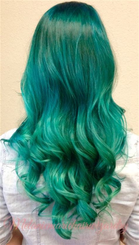 Hair Tagged As Pravana Vivids Green