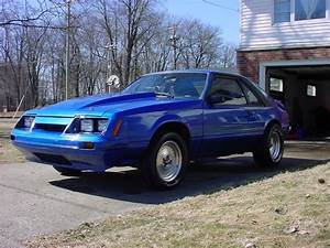 Pittman06 1984 Ford Mustang Specs  Photos  Modification