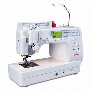 Janome Memory Craft 6600 Janome Sewing Quilting Machine