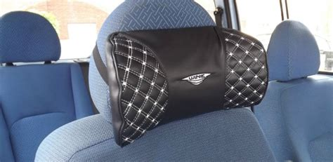Neck Pillow Car Lorry Drivers Seat Head Back Support Fits