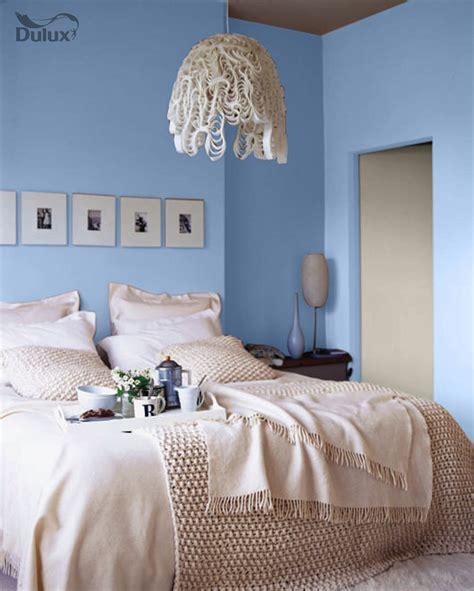 bedroom blissful blue dulux emulsion colours  sale