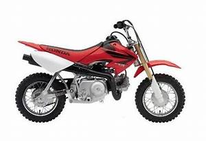 Honda Crf 50 Service Manual