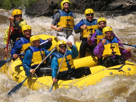 MWD Whitewater Rafting / white-water rafting in Estes Park ...