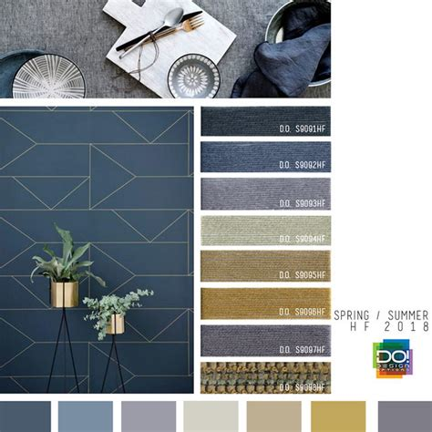 Home Interior Color Trends by Trends Summer Home Furnishings Interiors Color S