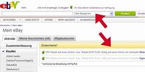 Ebay Gutschein Kaufen : ebay gutschein einl sen ~ Markanthonyermac.com Haus und Dekorationen