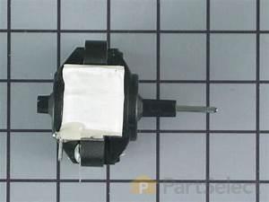 Whirlpool Wpw10128551 - Freezer Evaporator Fan Motor