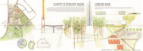 14839 landscape architecture student portfolio exles of landscape architecture portfolios