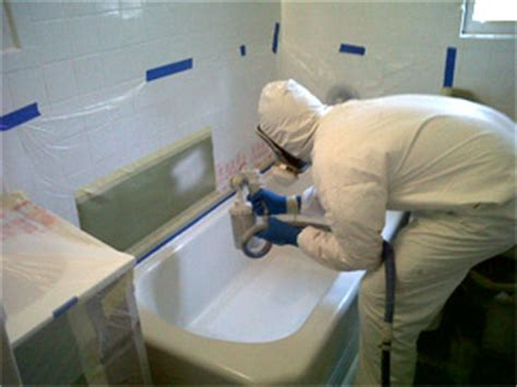 bathtub refinishing classes commercial kitchen bath refinishing