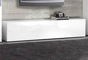 Lowboard Weiß Hochglanz Hängend : tecnos lowboard online kaufen otto ~ Indierocktalk.com Haus und Dekorationen