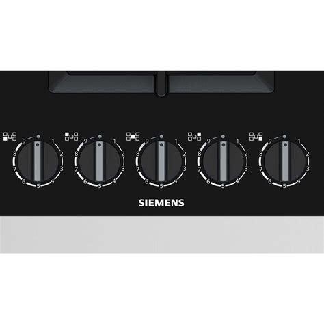 Piani Cottura Siemens 5 Fuochi by Siemens Ep9a6qb90 Piano Cottura A Gas 90 Cm 5 Fuochi
