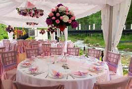 Spring Outdoor Wedding Decoration With Pink ThemeWedWebTalks BN Wedding D Cor Outdoor Wedding Receptions Outdoor Wedding Reception Decoration Ideas Wedding Ideas Wedding Outdoor Wedding Decoration Ideas Summer Wedding Outdoor Decoration