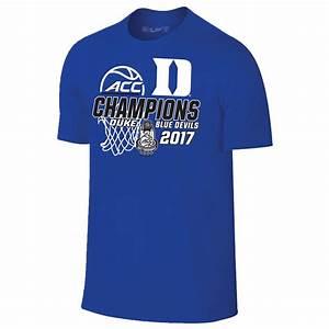 Duke Blue Devils 2017 ACC Basketball Tournament Champions