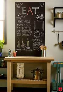 blackboard for kitchen kitchen styles blackboards for With best brand of paint for kitchen cabinets with sticker creator machine