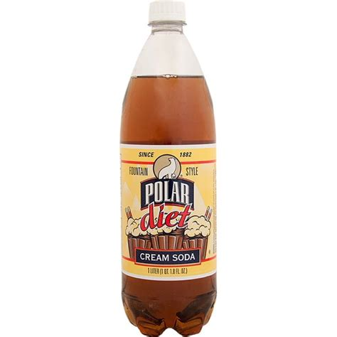 There is evidence to support both sides of the argument at this time, and there is just no clear cut answer. Polar Diet Soda, Cream Soda, 33.8 Fl Oz, 12 Ct - Walmart.com - Walmart.com