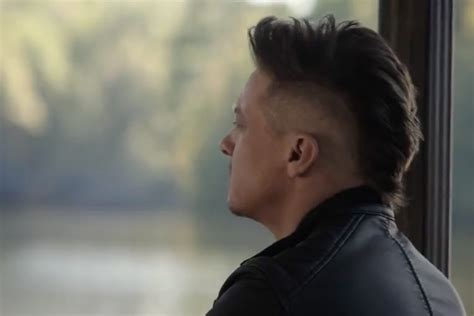 Hawkeye Avengers Endgame Haircut Roasted Social Media