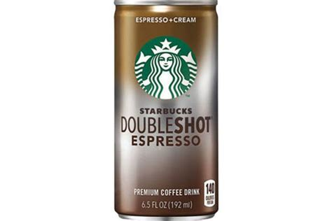 The single basket is intended to hold 7 grams of ground coffee and a triple basket, around 21 grams. Starbucks Double Shot Coffee Espresso & Cream 6.5 OZ ...