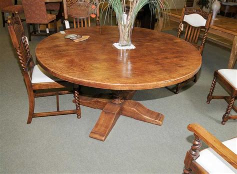 french country oak  refectory table kitchen