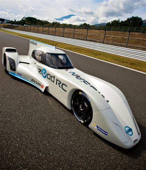 Nissan Zeod Rc Le Mans Racer Laps Top Gear Track In 1053