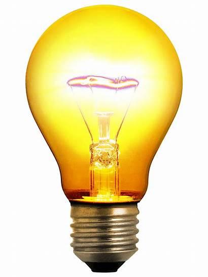 Bulb Lightbulb Clipart Bright Aha Clip Bulbs