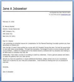 nursing resume with experience free cover letter changing careers