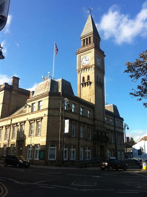 Aspirational changing places facility at Chorley Town Hall ...