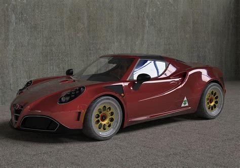 Bermuda Design - Romeo Ferraris 4C
