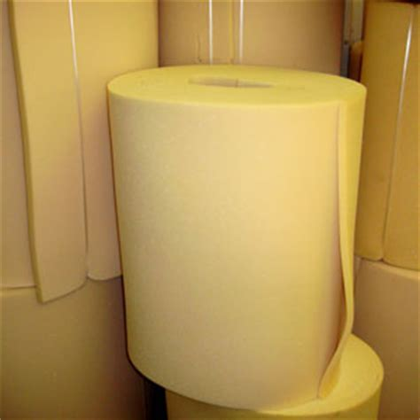 Discount Upholstery Foam by Genco Upholstery Supplies Polyfoam Rolls