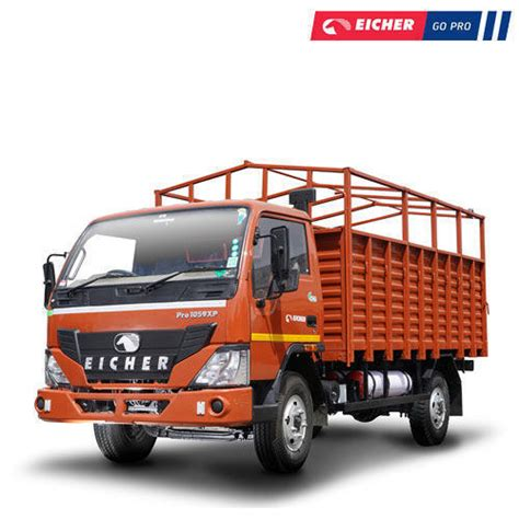 eicher truck pro  xp volvo eicher commercial