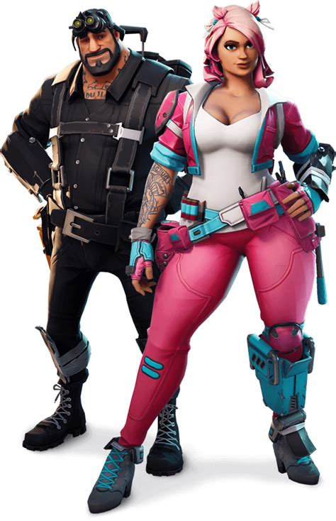 Fortnite Constructor Png Image Purepng Free