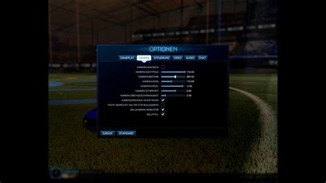 kronovi camera settings rocket league hd youtube