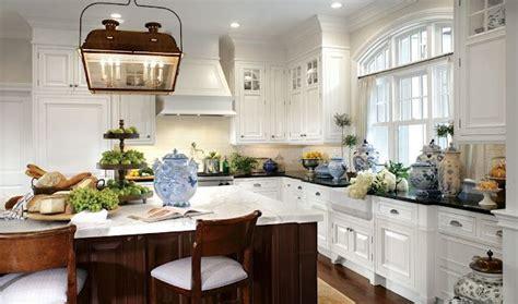 blue and white kitchen accessories czego nie wiesz o modnej kuchni wyspa kuchenna ciekawe 7930