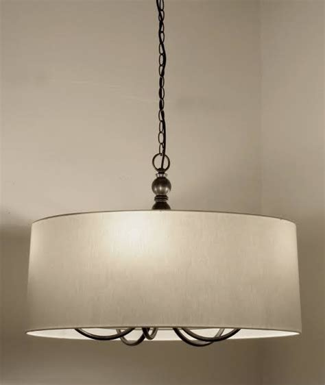 the hton collection large 5 light pendant in aged