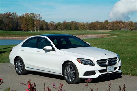 2015 C300 4matic Review by Review 2015 Mercedes C300 4matic Canadian Auto Review