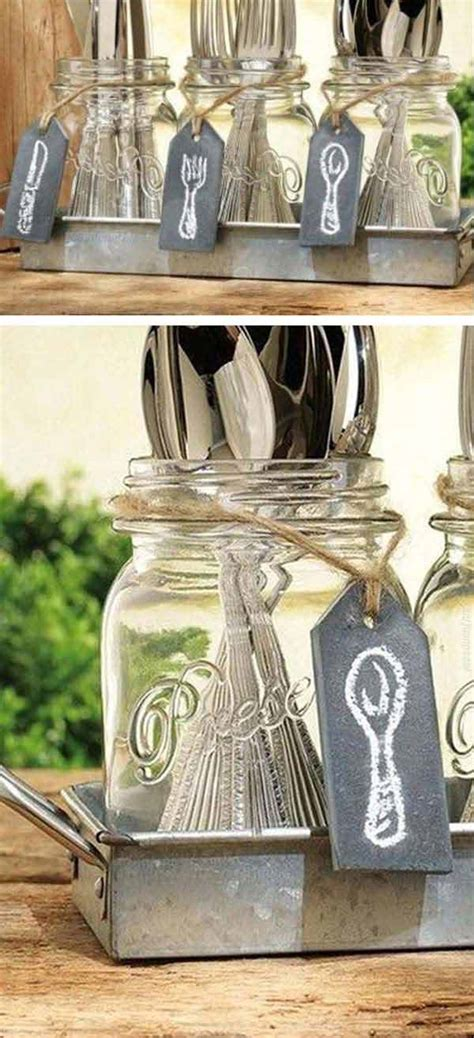 top  clever  cute diy cutlery storage solutions