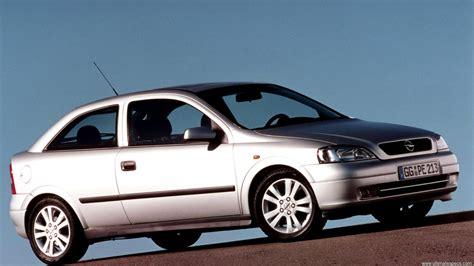 Opel Astra G 3-doors
