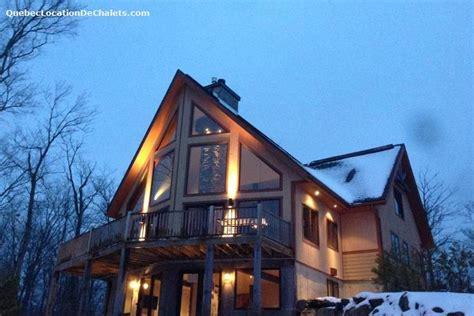 chalet 224 louer laurentides mont tremblant chalet spa alizee mont blanc id 4583