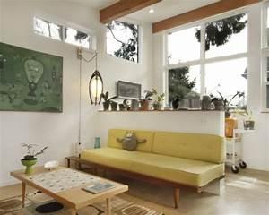 Vintage Wohnzimmer Möbel : wohnzimmergestaltung ideen im retro stil ~ Frokenaadalensverden.com Haus und Dekorationen