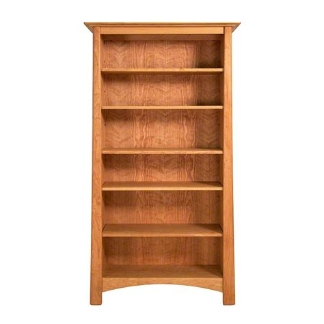 Wooden Bookshelves For Sale by Cherry Moon Bookcase Vermont Woods Studios