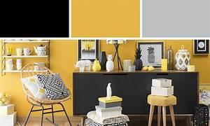 Quelle Couleur Avec Gris Anthracite : quelle couleur accorder avec le noir ~ Zukunftsfamilie.com Idées de Décoration