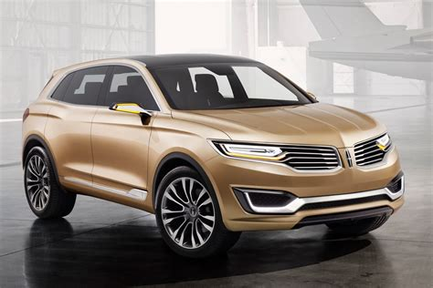 New Lincoln Mkx Concept Is Only A Couple Of Steps Away