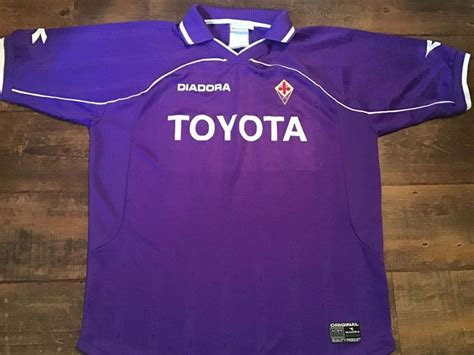 Classic Football Shirts | 2000 Fiorentina Vintage Old ...