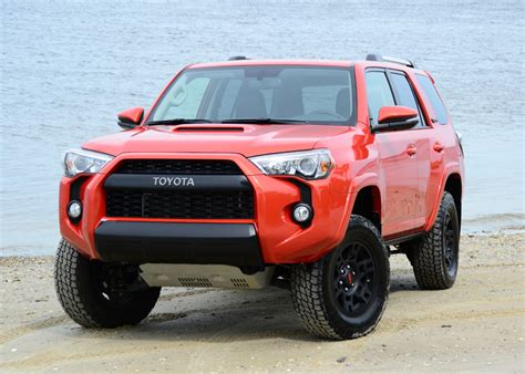 2015 Toyota 4runner Trd Pro Review & Test Drive
