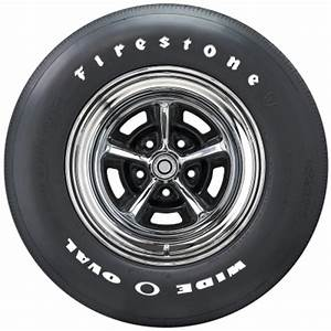 firestone wide oval radial raised white letter tires With firestone raised white letter tires