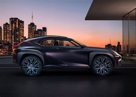 lexus ux preview specs features release date