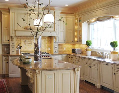 alluring tuscan kitchen design ideas   warm