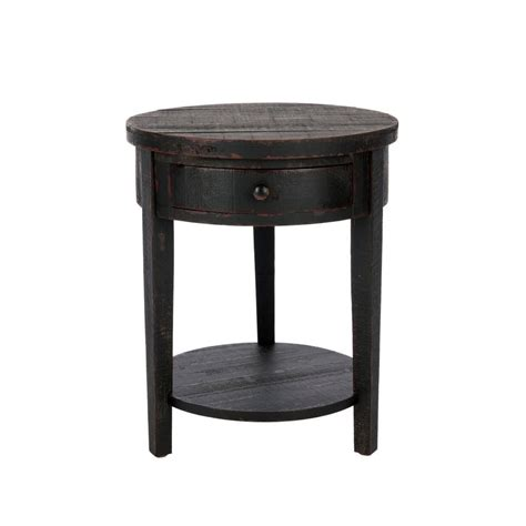 black end tables with storage safavieh deanna black storage end table amh4033a the