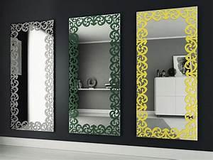 Miroir Baroque Argenté : miroir argent baroque 19 id es de d coration int rieure french decor ~ Teatrodelosmanantiales.com Idées de Décoration