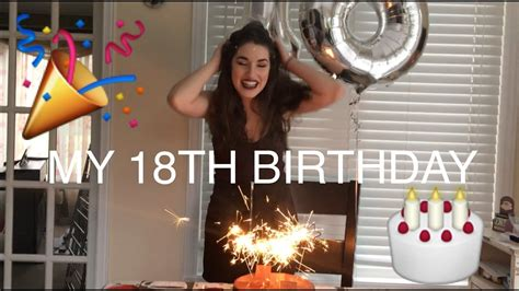 Birthday Vlog  Sarah Carmosino Youtube